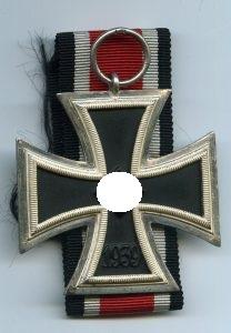 Eisernes Kreuz 2. Klasse L/18 - Iron Cross 2nd Class L/18