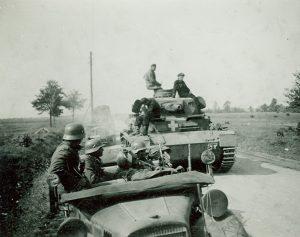Panzer IV kurz Polenfeldzug
