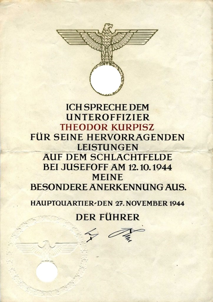 "Opas Zigarrenkiste"" – BACUFFZ"